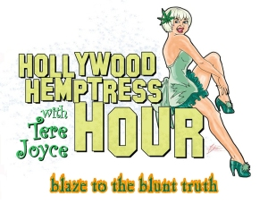hollywood hemptress logo small